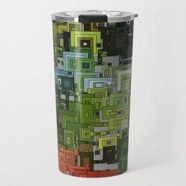 Aztec Forest Travel Mug