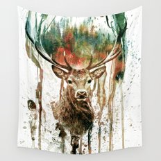 DEER IV Wall Tapestry