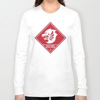 depeche mode Long Sleeve T-shirts featuring Beast Mode by eugelng