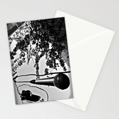 Musicians Hangout Stationery Cards