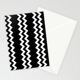 MIX A MATCH (BLACK-WHITE) Stationery Cards