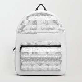 Yes means Yes - SB967 Backpack