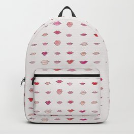 JUST GIVE ME A KISS Backpack