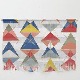 Triangular Affair II Wall Hanging