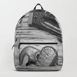 Pipe Wrench - BW Backpack