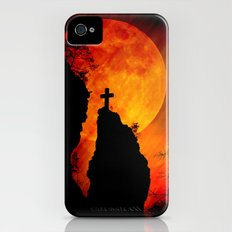 Rock 'n' cross iPhone (4, 4s) Slim Case