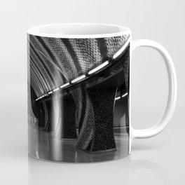 Curvy metro Coffee Mug