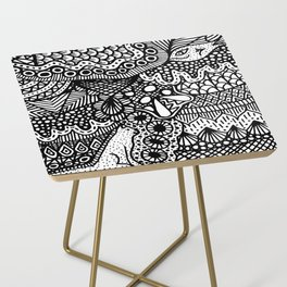 Doodle 13 Side Table