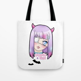 Kawaii Gurl Tote Bag