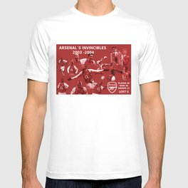 Arsenal The Invincibles 2003 -2004 (Legends) T-shirt
