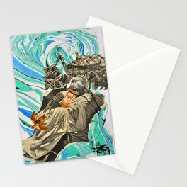 Political Tensions Stationery Cards