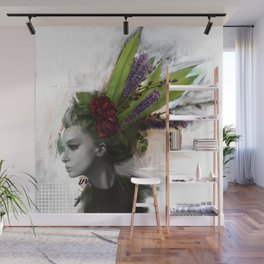 Great Hair Day Wall Mural