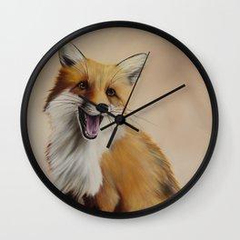 August Wall Clock