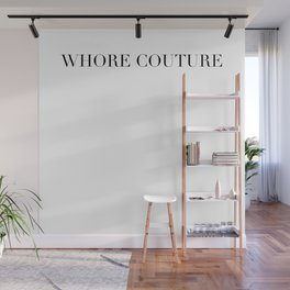 W COUTURE Wall Mural