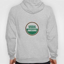 USDA AWESOME Hoody