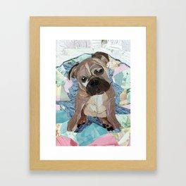 Wallace Framed Art Print