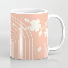 Sakura Sun Arch Midcentury Coffee Mug
