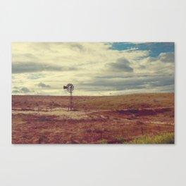 The Western Plains Canvas Print