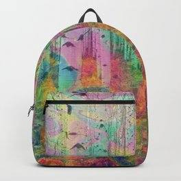 Hipster Forest Backpack