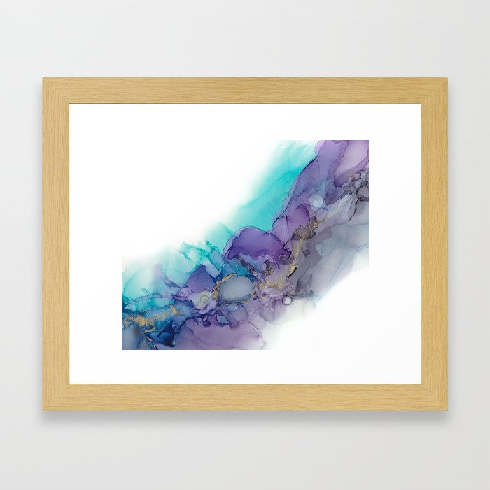 Whimsical Framed Art Print