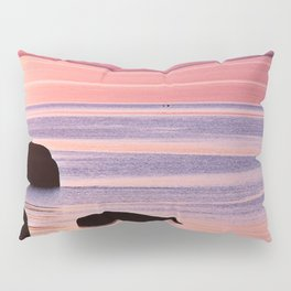 Lines in the Sea Pillow Sham