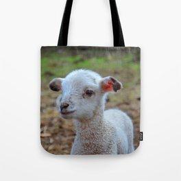 baa-lamb Tote Bag
