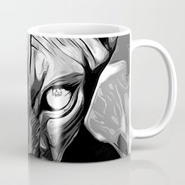 sphynx cat from hell vabw Coffee Mug