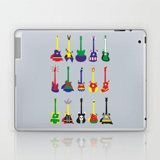 Guitar Heroes  Laptop & iPad Skin