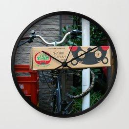 TOSABORI, OSAKA Wall Clock
