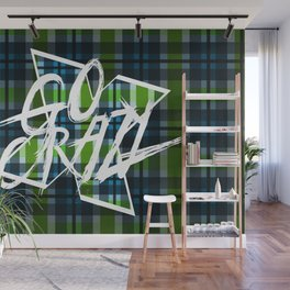 Go Crazy 2 Wall Mural