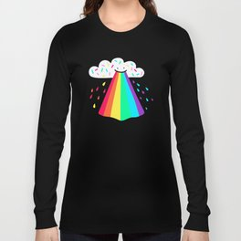Rainbow Blast Long Sleeve T-shirt