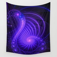 Abstract 131 Wall Tapestry
