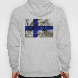 Finland Flag Hoody
