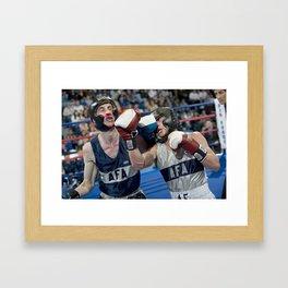 boxings Framed Art Print
