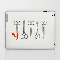 The Seamstress Vs. the Zombie Laptop & iPad Skin