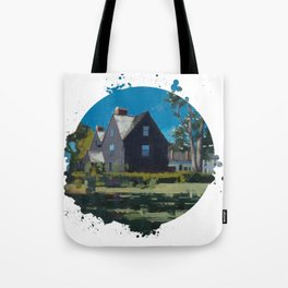 House of Seven Gables - Kevin Kusiolek Tote Bag