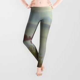 Atlantic view Leggings