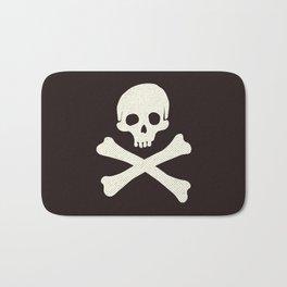 Skull & Crossbones Bath Mat