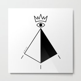 Nichols Big Brother Metal Print