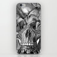 agents of shield iPhone & iPod Skins featuring  Shield by DIVIDUS