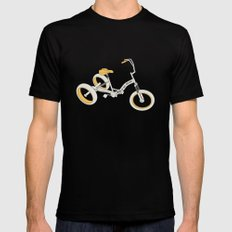 tricycle 03 Black MEDIUM Mens Fitted Tee