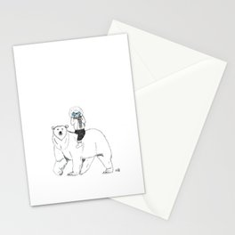 Go Outside and Play Stationery Cards