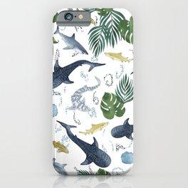 Shark Reef iPhone Case