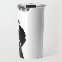 Robert Pattinson Travel Mug