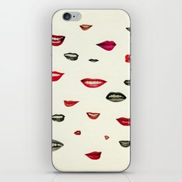 Stealing Kisses iPhone Skin