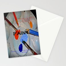 Paint! Stationery Cards