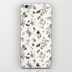 Insect Toile iPhone & iPod Skin