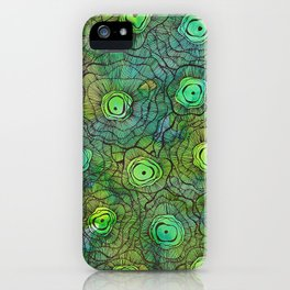 Jellyfish Jive iPhone Case
