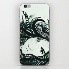 Faye iPhone & iPod Skin