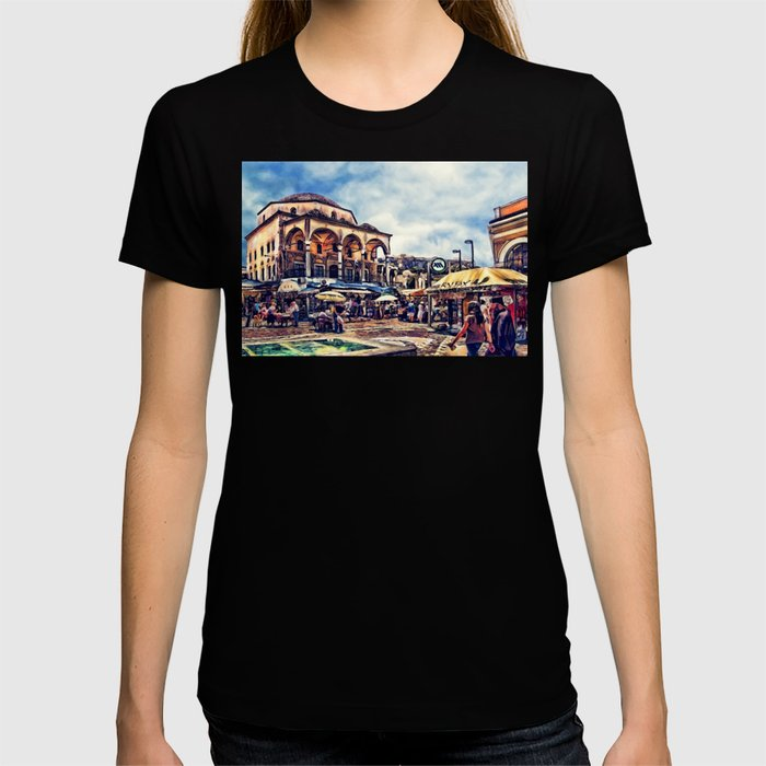 Athens place T-shirt